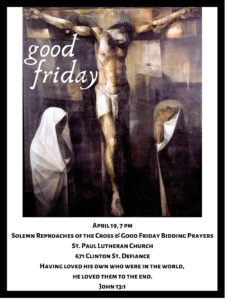 2019 Good Friday SPLC